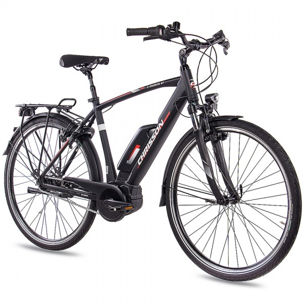 E-Citybike CHRISSON  Shimano Nexus  BOSCH Active Line Powerpack 300