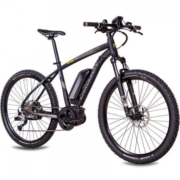 E-Mountainbike CHRISSON E-MOUNTER 1.0